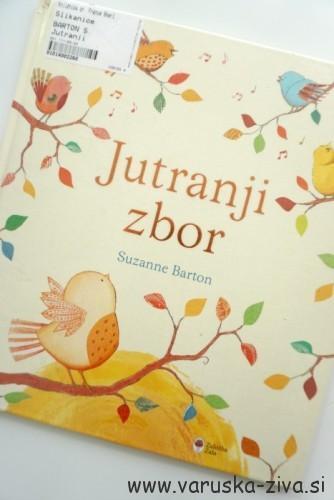 Knjiga tedna: Jutranji zbor, Suzanne Barton