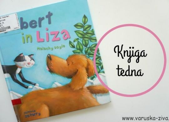 Knjiga tedna: Albert in Liza