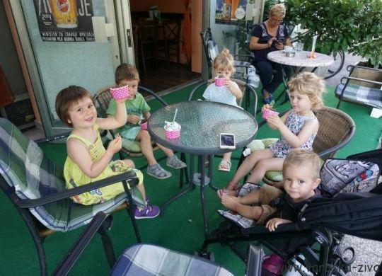 Na sladoledu :)