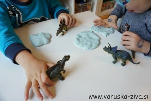 Slime in dinozavri