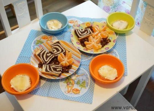 Tedenski jedilnik - miklavžev zajtrk