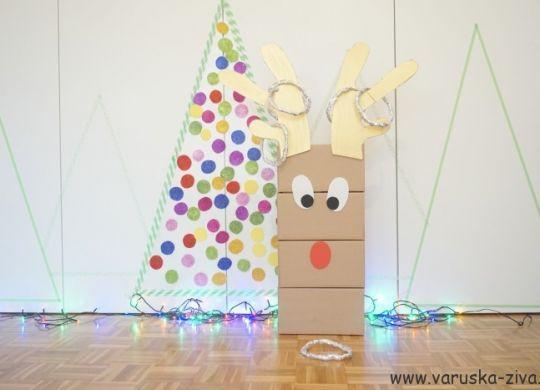 Igrica ulovi Rudolfa