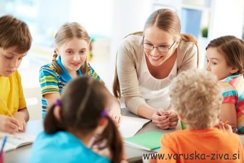 Razvoj govora pri otroku