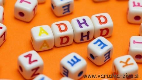 Kaj sploh je ADHD