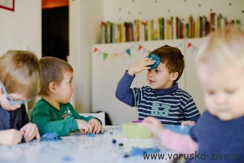 Otroška radovednost in ustvarjalnost in kako jo vzpodbujati