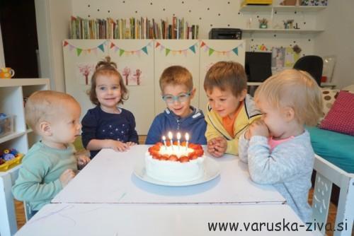 Praznovali smo 4. rojstni dan!