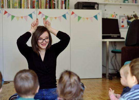 Varstvo otrok v Ljubljani