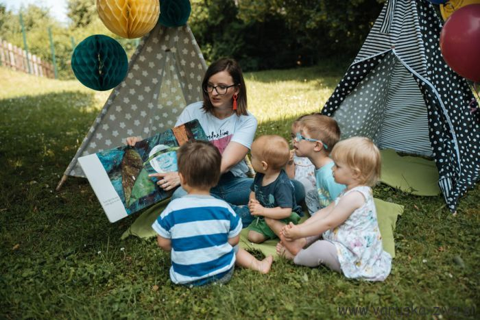 Dopoldansko varstvo otrok - Varuška Živa