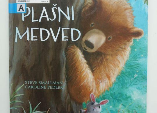 Knjiga tedna: Plašni medved