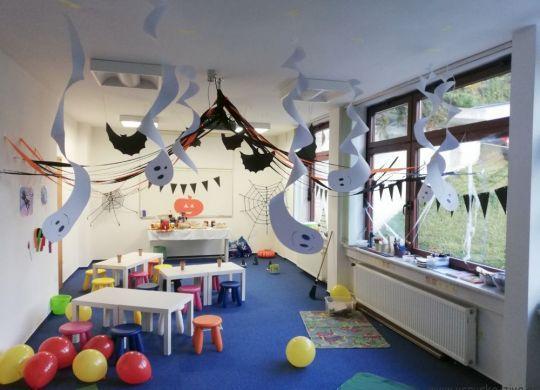 Družinski dan v podjetju Rudis - Halloween zabava
