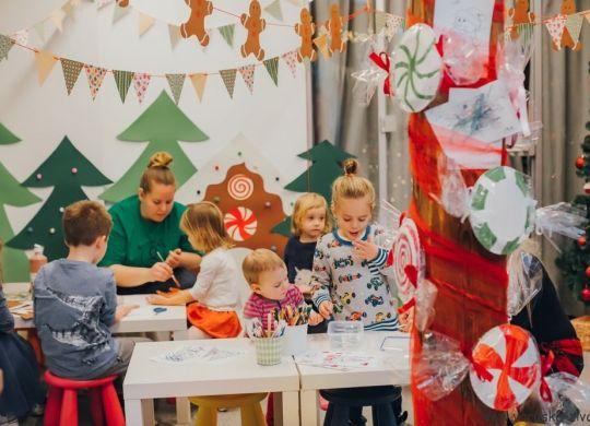 Družinski dan in lutkovna predstava v podjetju Celtra