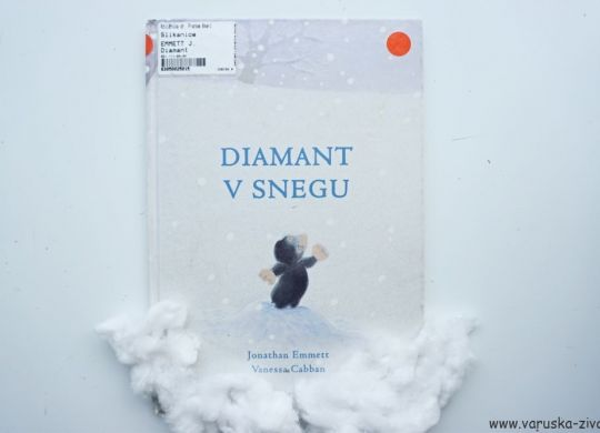 Knjiga tedna: Diamant v snegu