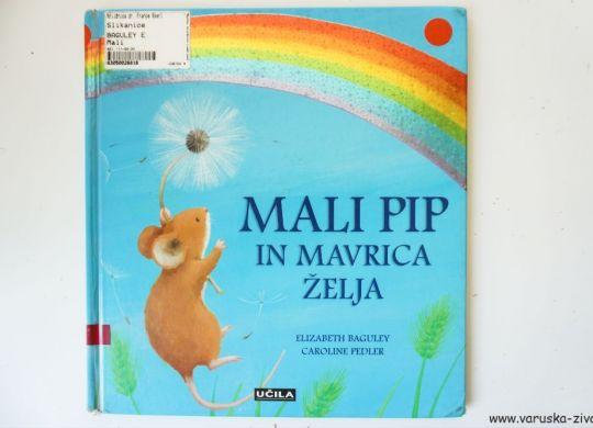 Knjiga tedna Mali Pip
