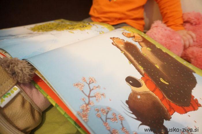 Knjiga tedna: Oliver hoče objem