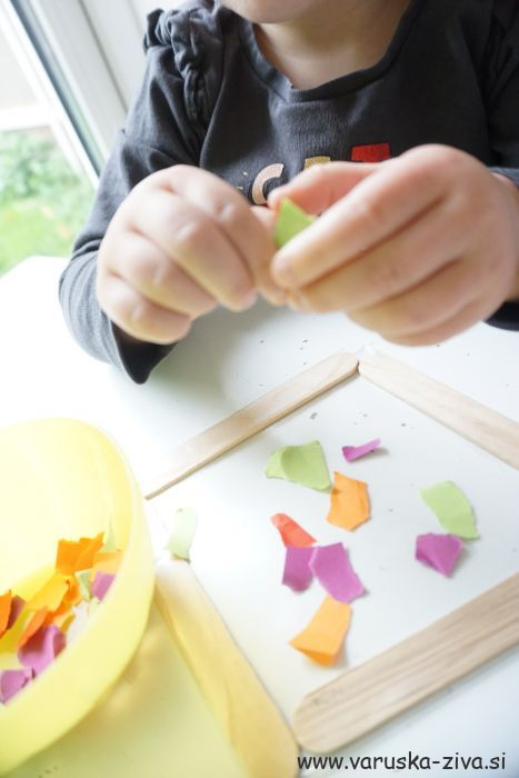 Zmaji - jesenske aktivnosti za otroke