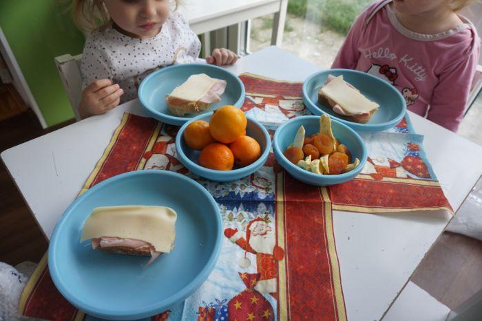 Miklavžev zajtrk
