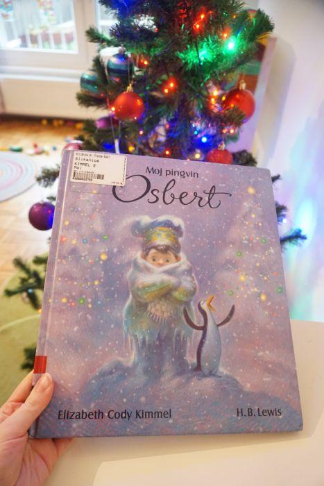 Knjiga tedna: Moj pingvin Osbert