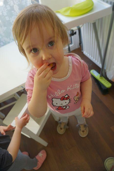 Skupinska priprava kosila - kuhamo z otroki