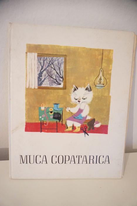 Knjiga tedna: Muca Copatarica