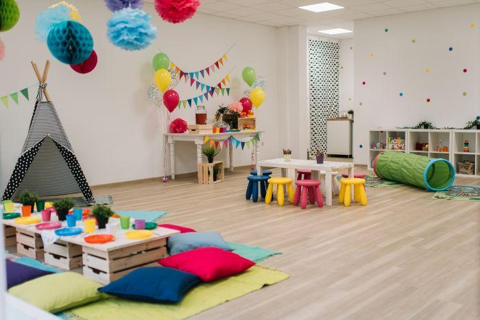 Prostor za praznovanje rojstnih dni v Ljubljani