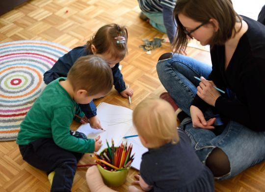 Razvoj otroške risbe