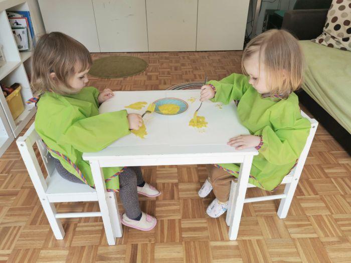 Regratovi cvetovi - pomladne aktivnosti za otroke