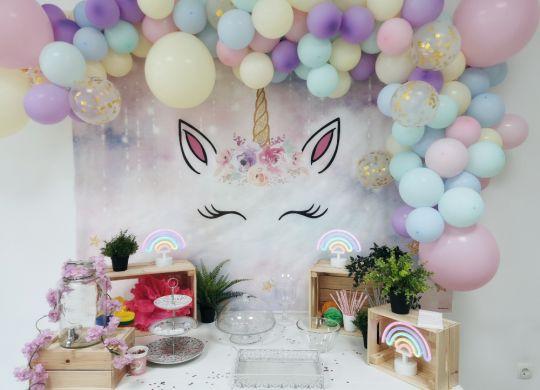 Praznovanje rojstnega dne v igralnici - Samorogi