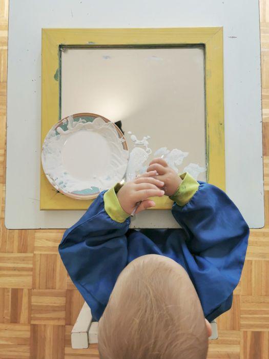 Slikanje na ogledalo