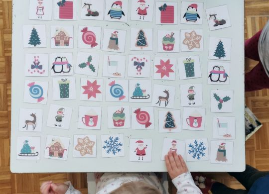 Božični spomin
