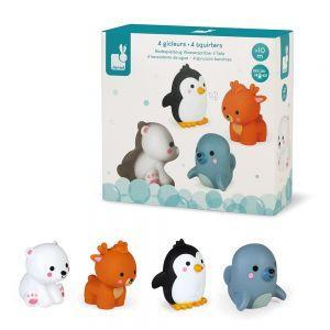 Janod - Polarne živali za igro v vodi