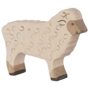 Holztiger - bela ovca