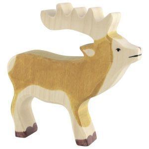Holztiger - jelen