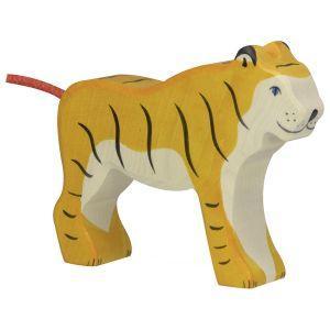 Holztiger - tiger