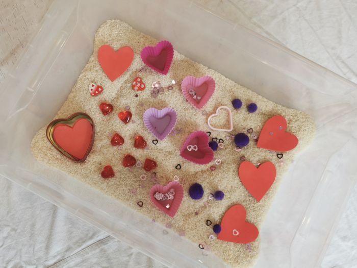 Valentinova senzorična škatla