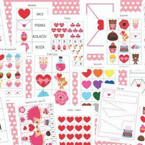Valentinove predloge