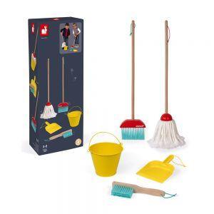 Janod - Igralni set za čiščenje