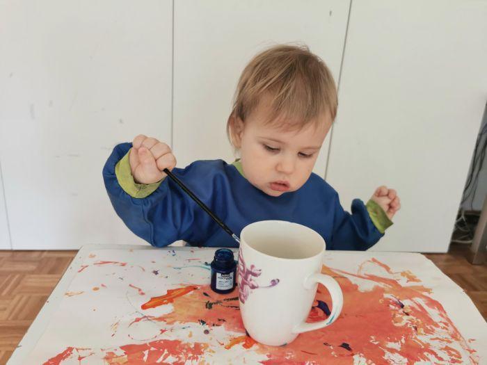 Skodelice za kavo za materisnki dan