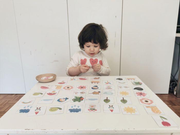 Pomladni spomin - pomladne aktivnosti za otroke