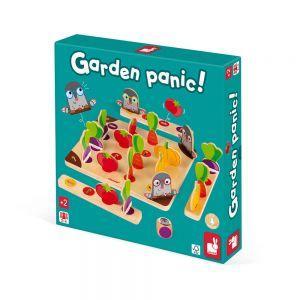 Janod - Na vrtu (družabna igra)