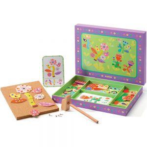 Djeco - Igra s kladivom sestavimo vrt