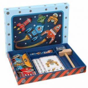 Djeco - Sestavimo vesoljske ladje