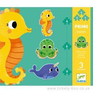 Djeco - Morske živali
