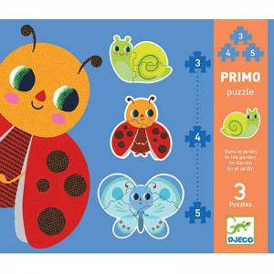 Djeco - Sestavljanka žuželke
