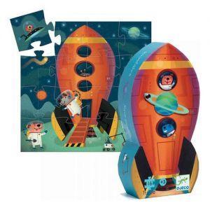Djeco - Sestavljanka raketa