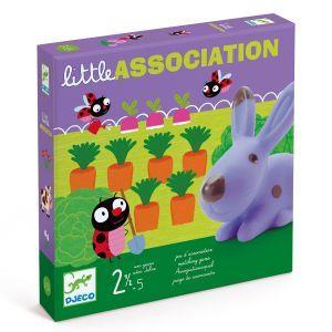 Djeco - Družabna igra urimo povezave (asociacije)