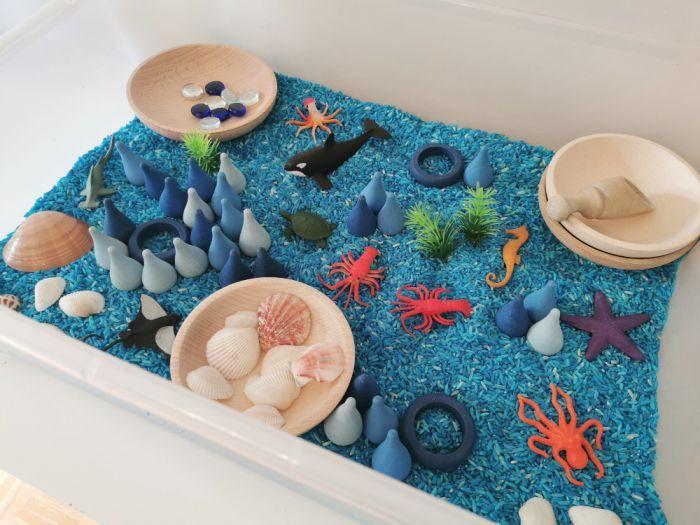 Morska senzorična škatla