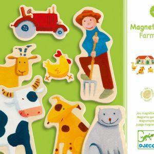 Djeco - Magneti kmetija