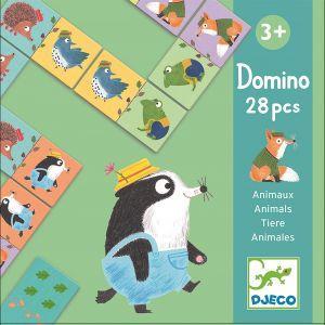 Djeco - Domino živali